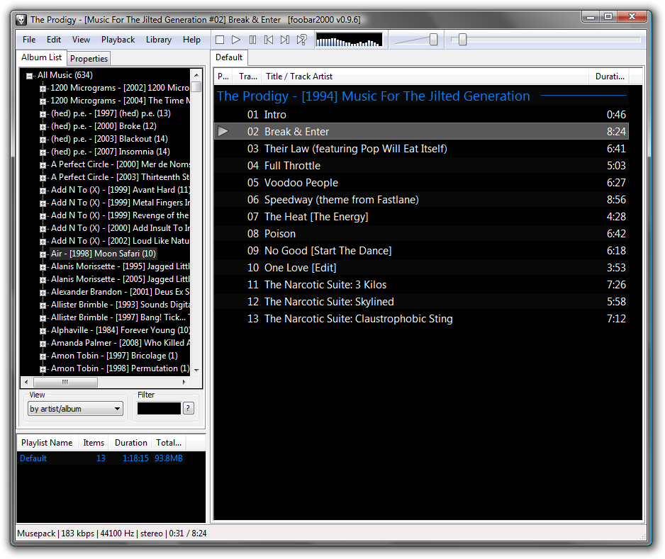 convertire audio cd in mp3
