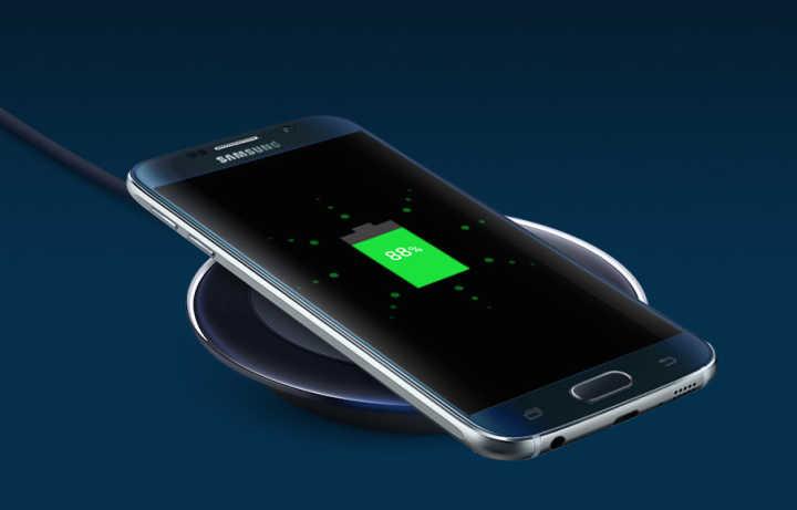 Prima carica batteria Samsung Galaxy S6