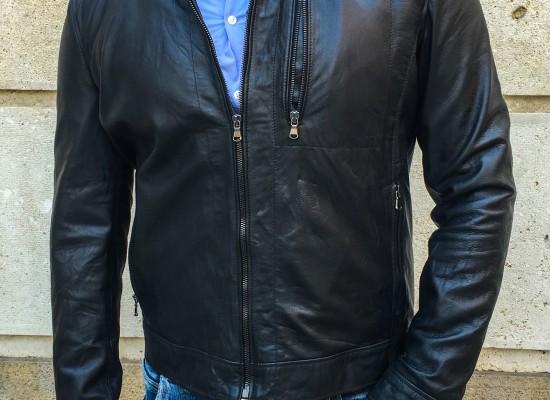 sale retailer d05c7 e348b Come stirare un giubbino o una giacca in pelle? | MilleGuide