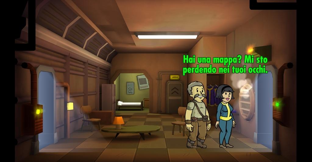 numero massimo di abitanti in Fallout Shelter