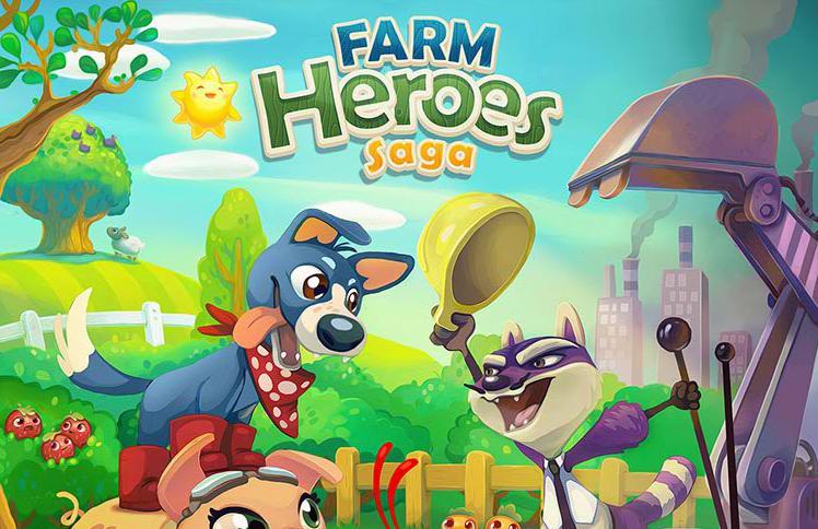 Come si cattura il ragno in Farm Heroes Saga