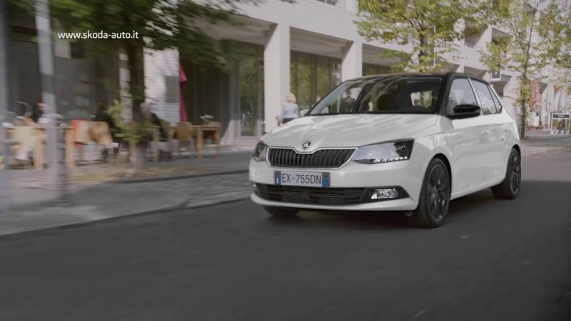 canzone pubblicit skoda fabia 2016 milleguide. Black Bedroom Furniture Sets. Home Design Ideas