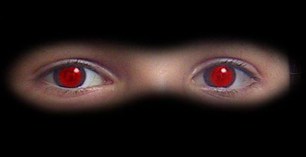 Come correggere gli occhi rossi in Photoshop - Fotografare in Digit…