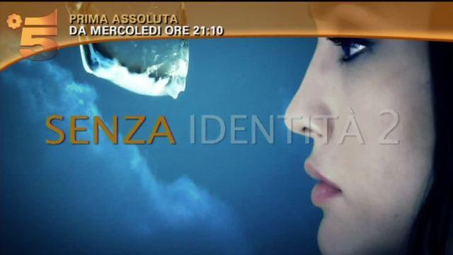 Dove vedere la serie TV Senza Identità 2 in streaming