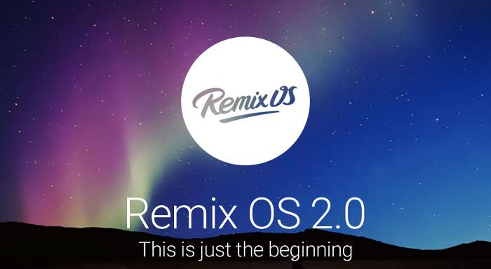 Remix OS il sistema operativo che porta Androidi su PC