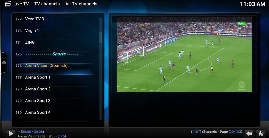 Sky e Mediaset Premium in streaming gratis con Kodi