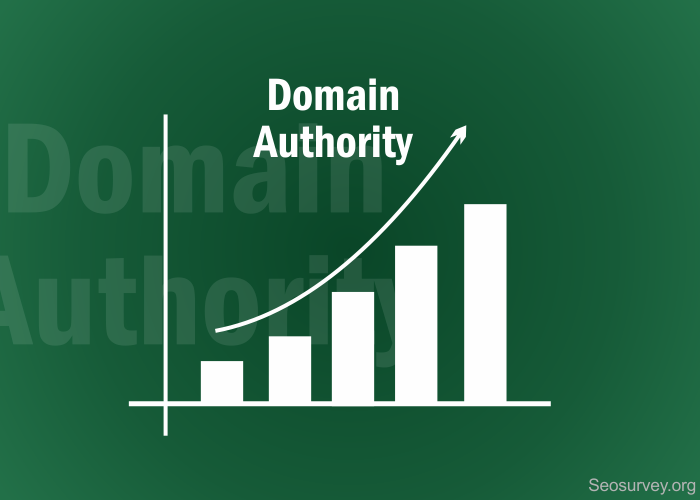 Domain Authority di un sito web