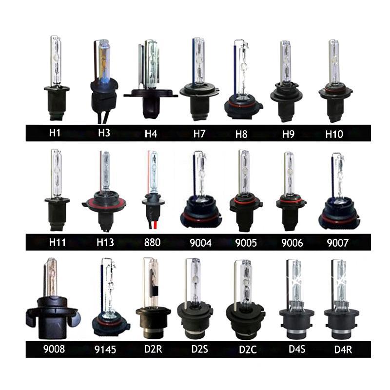 tipologie lampade anabbaglianti