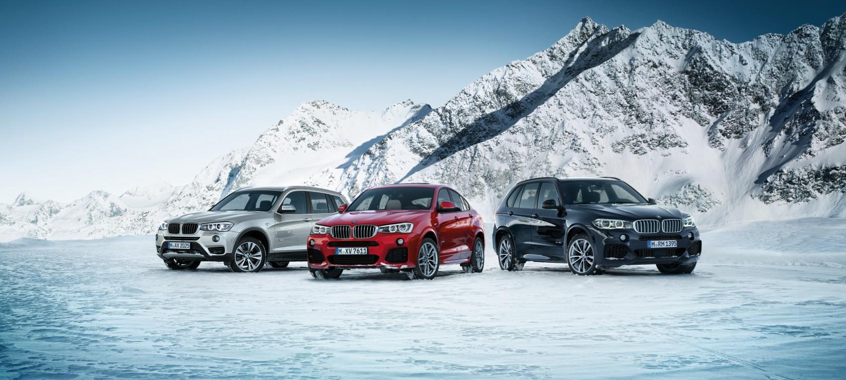 Canzone pubblicità BMW XDrive novembre 2016