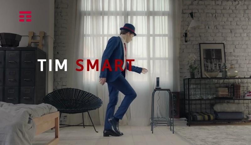 Canzone pubblicità TIM Smart ballo gennaio 2017