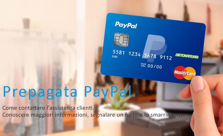 Carta Prepagata PayPal: Come inviare e ricevere un bonifico