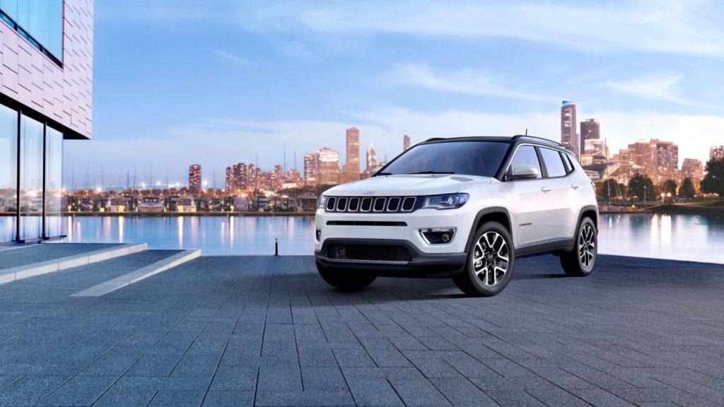 Canzone pubblicità nuova Jeep Compass 2017