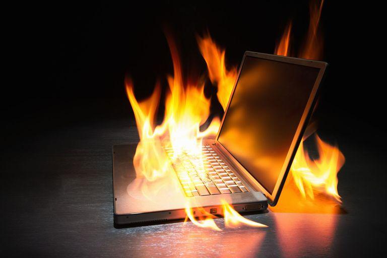 Come risolvere il problema del portatile troppo caldo
