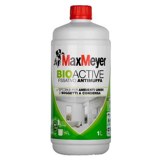 Ciclo antimuffa bioactive maxmeyer lancia il ciclo - Come eliminare la muffa dalle pareti di casa ...