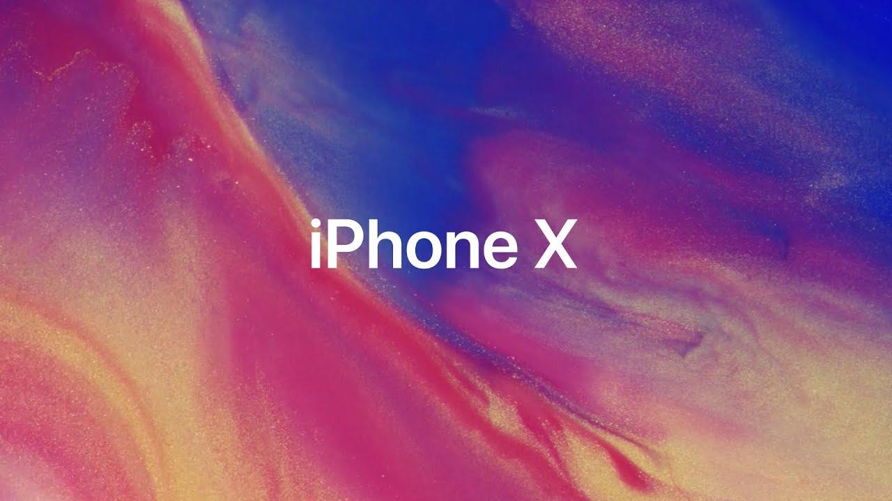 Canzone pubblicità nuovo Apple iPhone X 2017