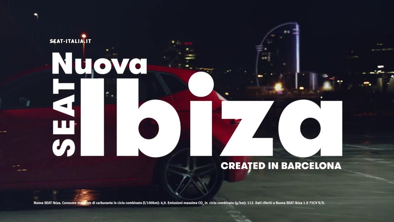 Canzone pubblicità SEAT Ibiza start moving 2017