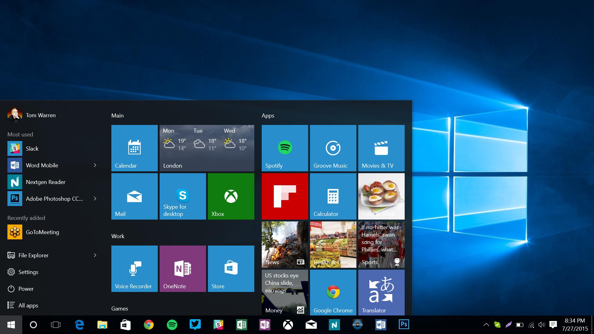 Come visualizzare i file nascosti in Microsoft Windows 10