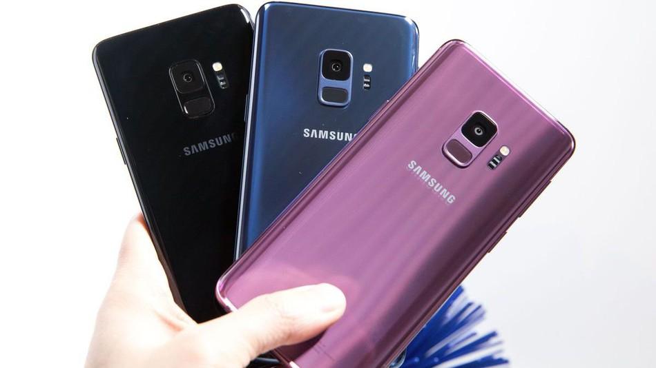 Quanta memoria ha lo smartphone Samsung Galaxy S9?