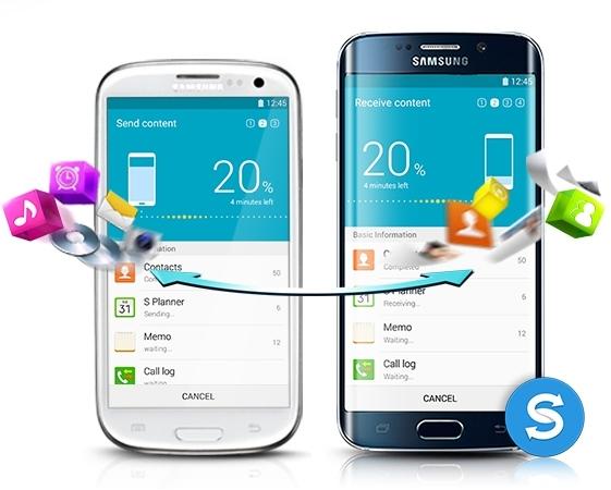 Come trasferire contatti rubrica da Samsung a Samsung