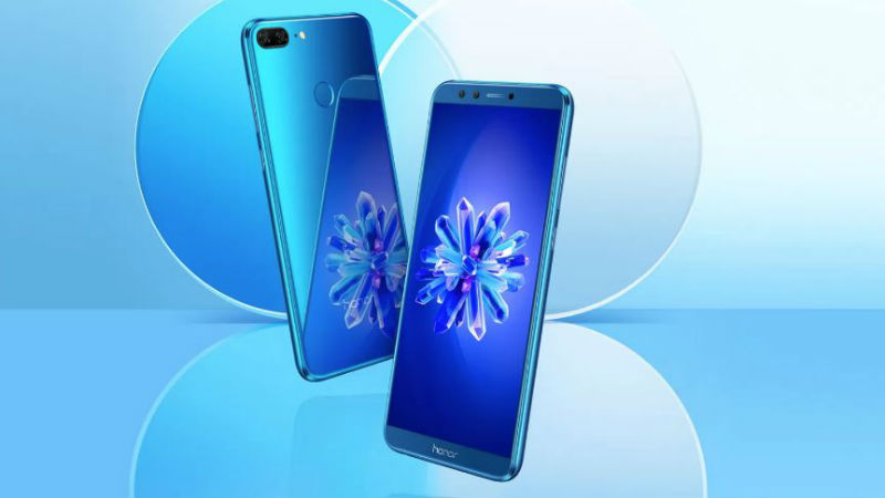 Lo smartphone Honor 9 Lite ha lo sblocco con impronte digitali?