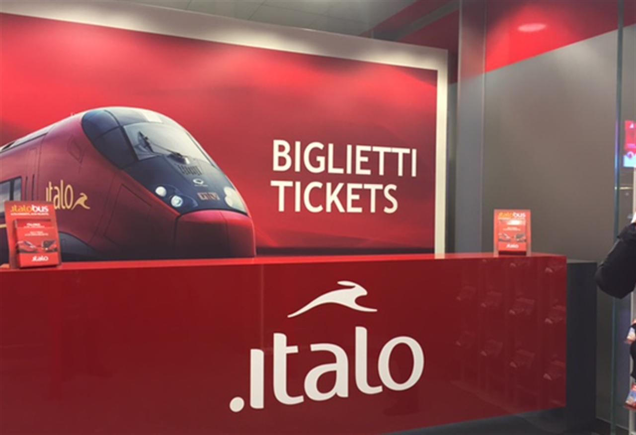 cambio nome del biglietto viaggio premio ITALO