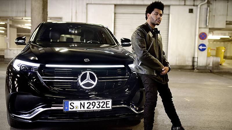 Titolo della canzone pubblicità Mercedes EQC 2020