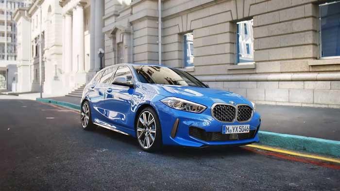 Titolo della canzone pubblicità BMW Serie 1 2020