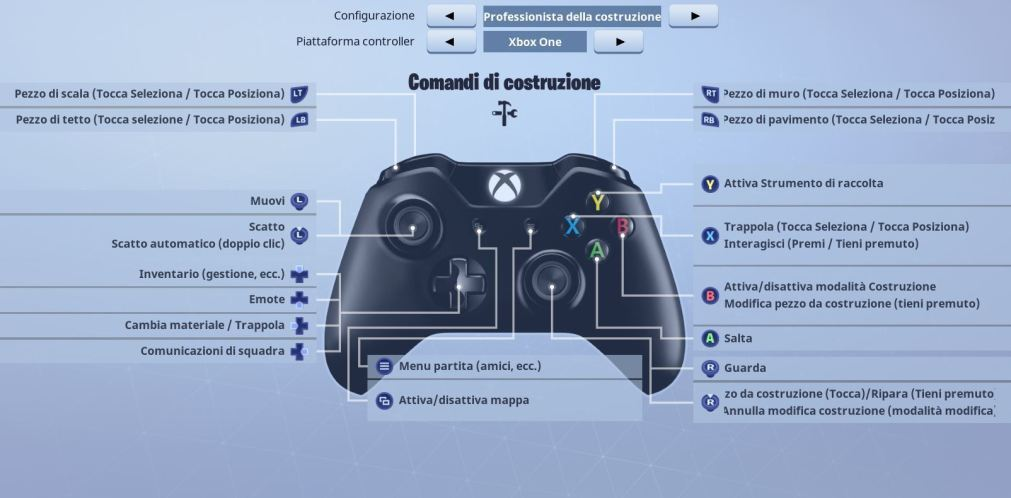 Fortnite: come giocare su PC con un CONTROLLER JOYPAD